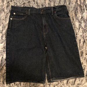 Dickies Relaxed Fit Denim Shorts